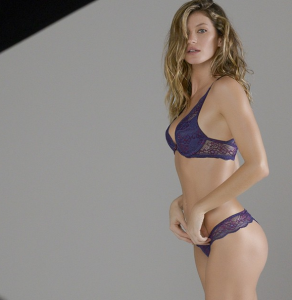 Gisele Bundchen - Instagram pic from her new collection