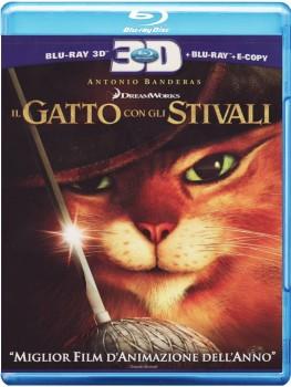 Il gatto con gli stivali 3D (2011) Full Blu-Ray 3D 39Gb AVC\MVC ITA DD 5.1 ENG TrueHD 7.1 MULTI