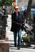 Julianne Moore out and about in New York April 2-2015 x12