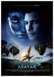 Аватар / Avatar (Сэм Уортингтон, Зои Салдана, Сигурни Уивер, 2009) F70e37519828557