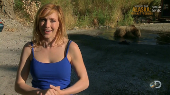 naked mythbusters carrie sauna