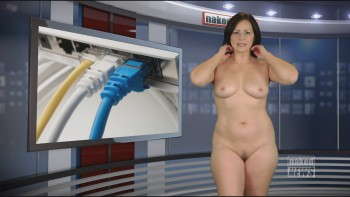 Celebrity From Naked News Sinclair Victoria Jpg