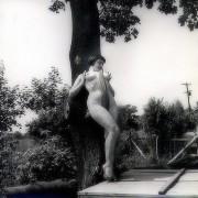 yulia nova nude legs open